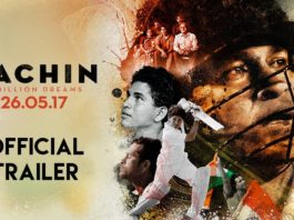Sachin A Billion Dreams Trailer