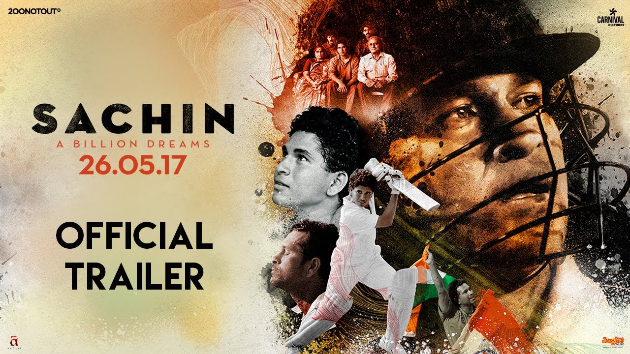 Sachin A Billion Dreams Trailer Will Give You Goosebumps. Watch Video