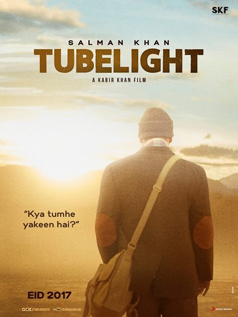 Salman khan's tubelight first poster