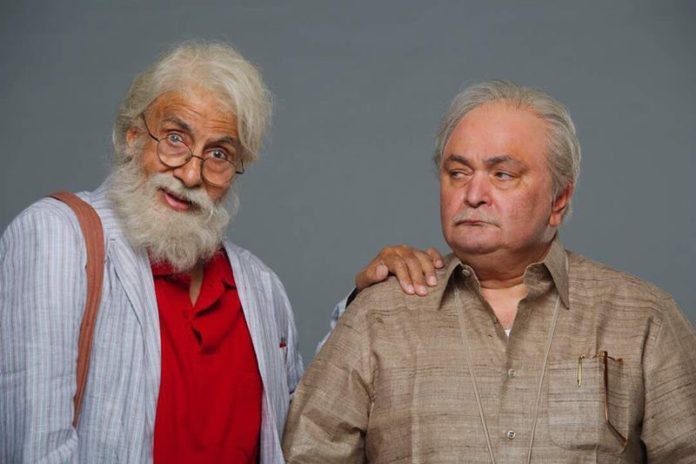 Check out the First Look of 102 Not Out ft. Amitabh Bachchan and Rishi Kapoor