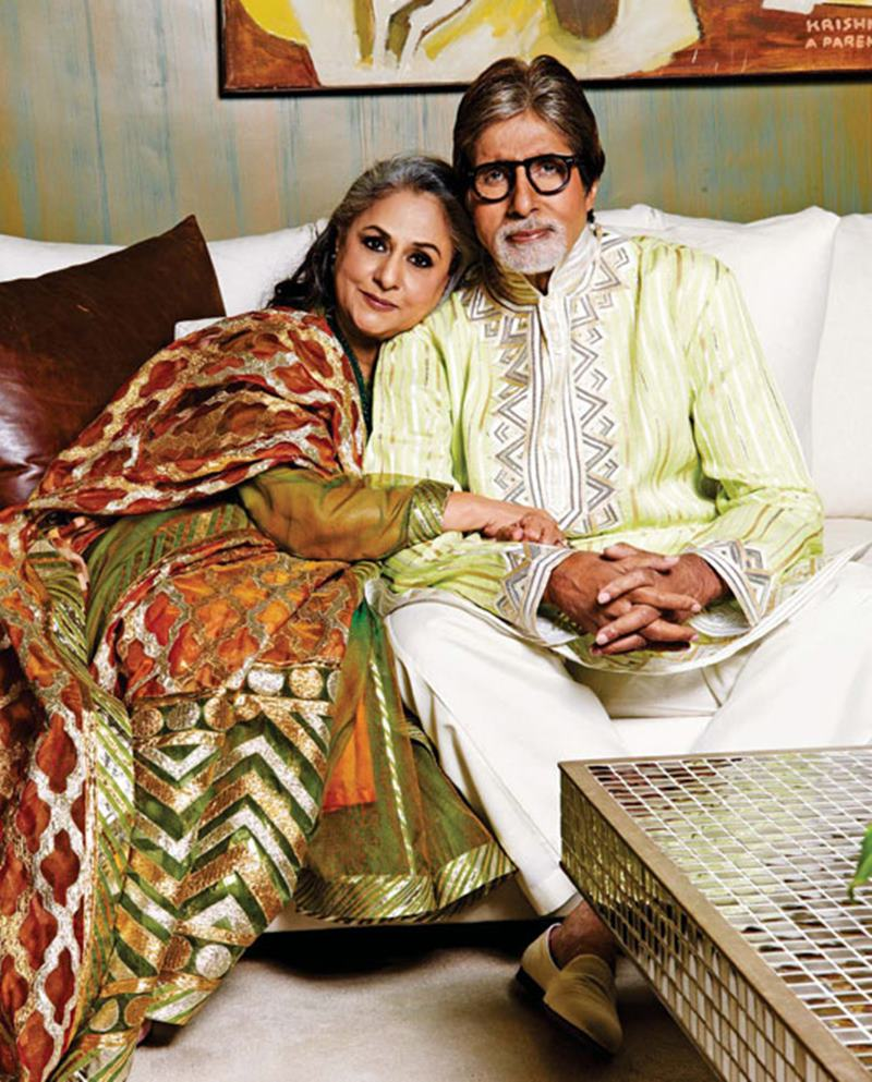 Bollywood Couples who are proof enough of the existence of true love- Amitabh