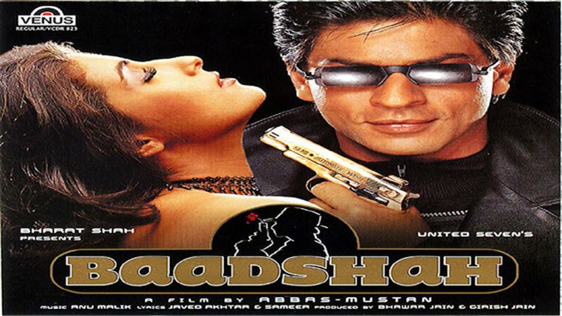 8 Shah Rukh Khan films based on Hollywood movies- Baadshah