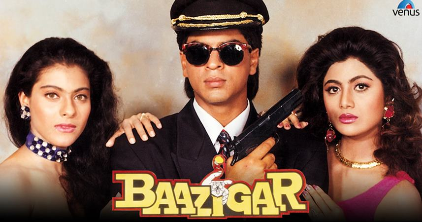 8 Shah Rukh Khan films based on Hollywood movies- Baazigar
