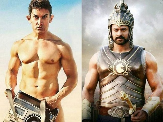Bahubali 2 Beats PK To Become Second Highest Grosser In Bollywood
