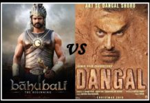 Bahubali 2 Vs Dangal Box Office Collection: Day-Wise Collection After Two Weeks