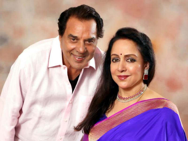 Bollywood Couples who are proof enough of the existence of true love- Dharmendra