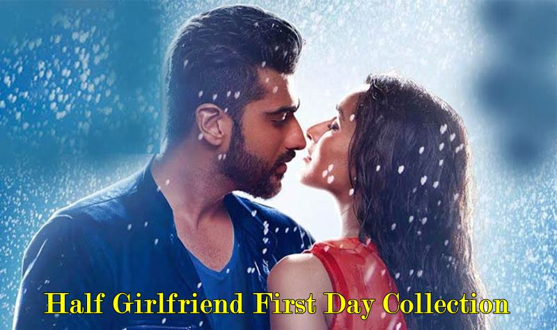Half Girlfriend First Day Collection Report: Lukewarm response for Arjun-Shraddha's movie