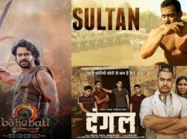 Highest Grossing Bollywood Movies, Top Bollywood Grossers In India
