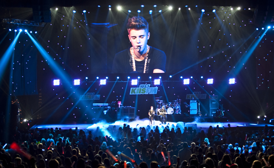 Justin Bieber in India: The artist's concert and five day tour to India