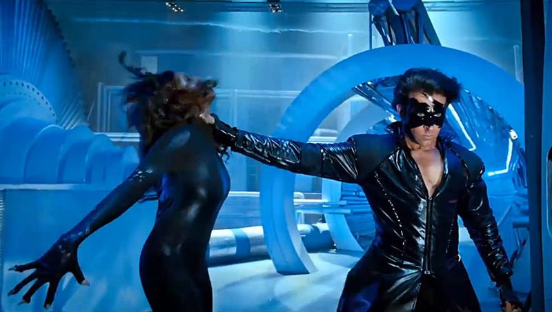 Bollywood Movies with the best VFX we have seen so far- Krrish