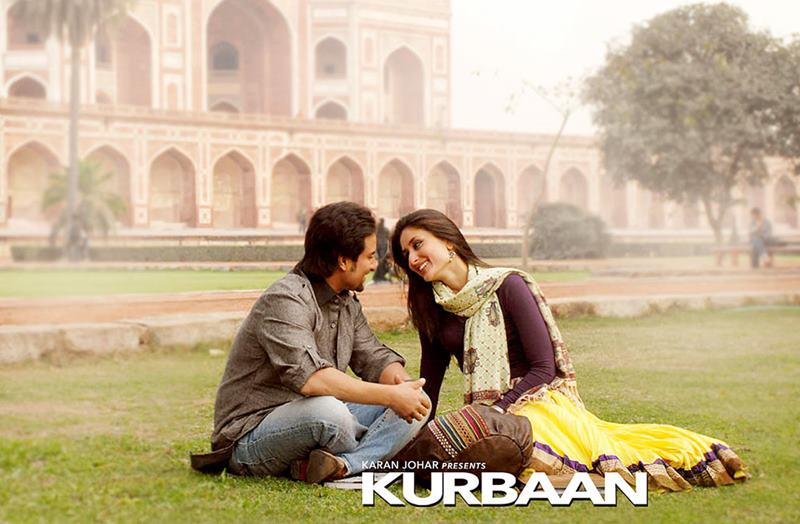 Best Bollywood Movies featuring real life couples- Kurbaan