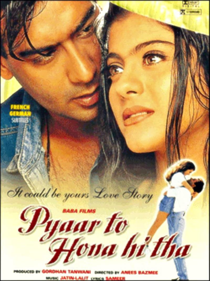 Best Bollywood Movies featuring real life couples- PTHHT