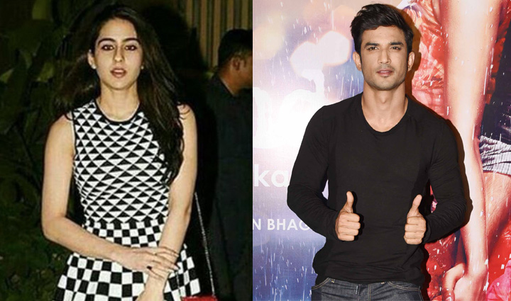 Confired! Sara Ali Khan to debut opposite Sushant Singh Rajput in Abhishek Kapoor's next