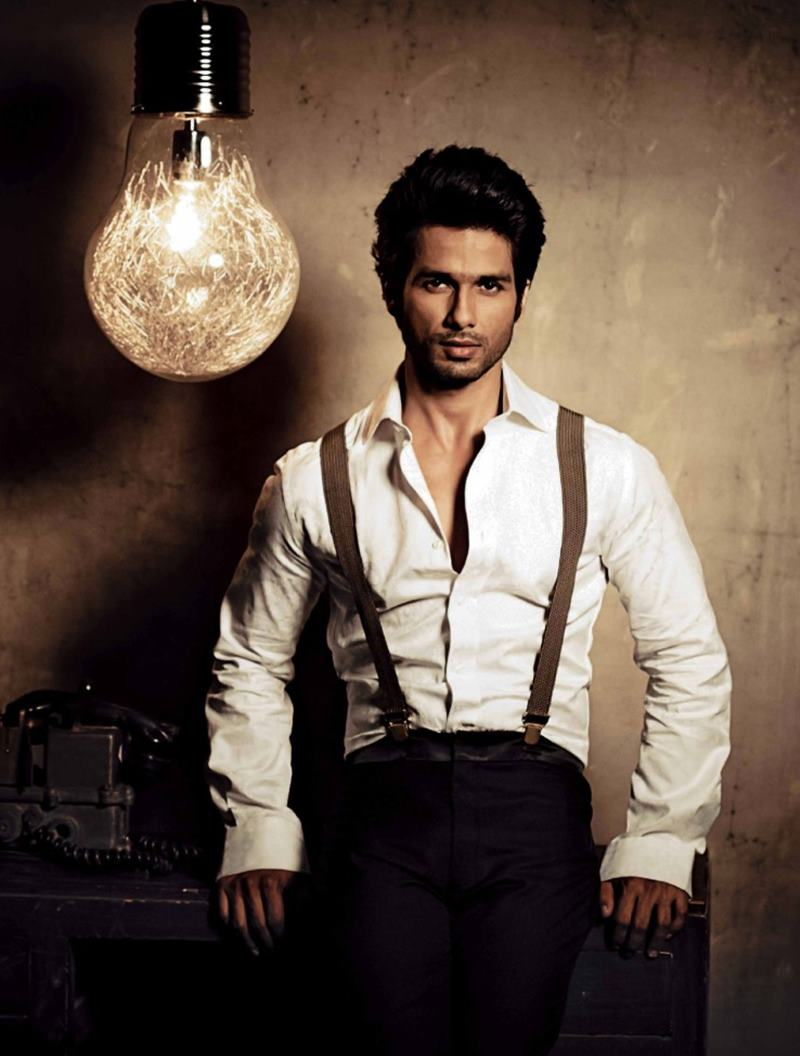 Bollywood Actors who could stun Hollywood if they give it a chance-Shahid