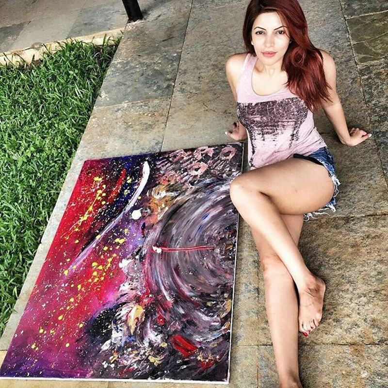 Shama Sikander is ruling Instagram and you need to take a look at these pics of her! 25