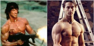 This is huge! Tiger Shroff to play Sylvester Stallone's role in the Hindi Remake of Rambo