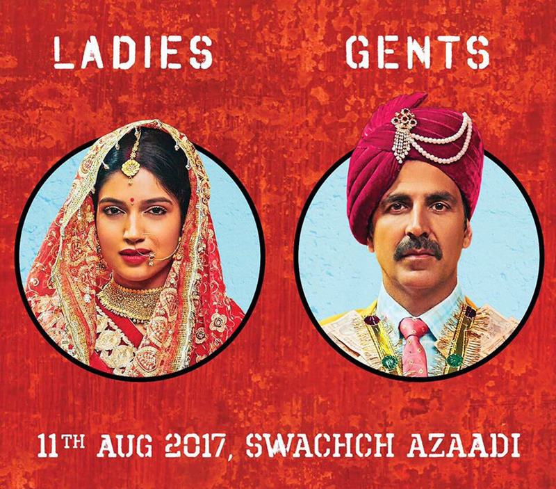 Akshay Kumar-Bhumi Pednekar's Toilet Trailer will be out on 11 June