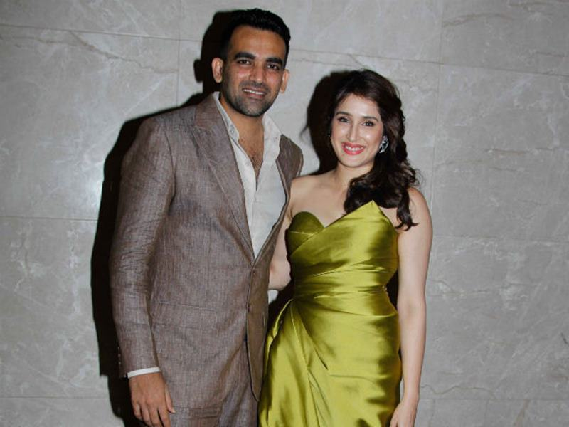 Zaheer Khan-Sagarika Ghatge are officially engaged now, check out the pics here- 4