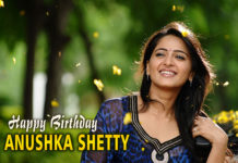 anushka shetty birthday special