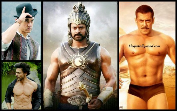 bahubali 2 first weekend collection