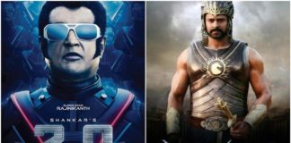 2.0 beats Bahubali much before the release of the movie!