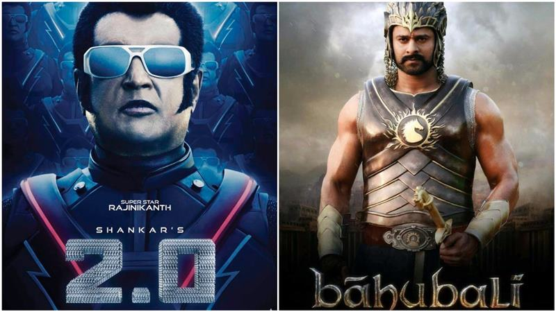 Akki, Rajini's 2.0 beats Bahubali much before its release, read on to know how?