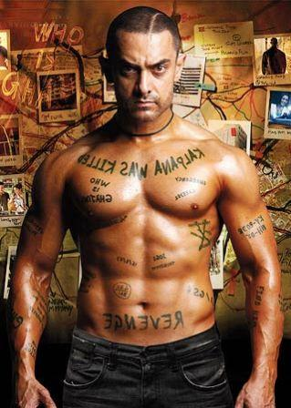 Aamir Khan - fittest actors of Bollywood