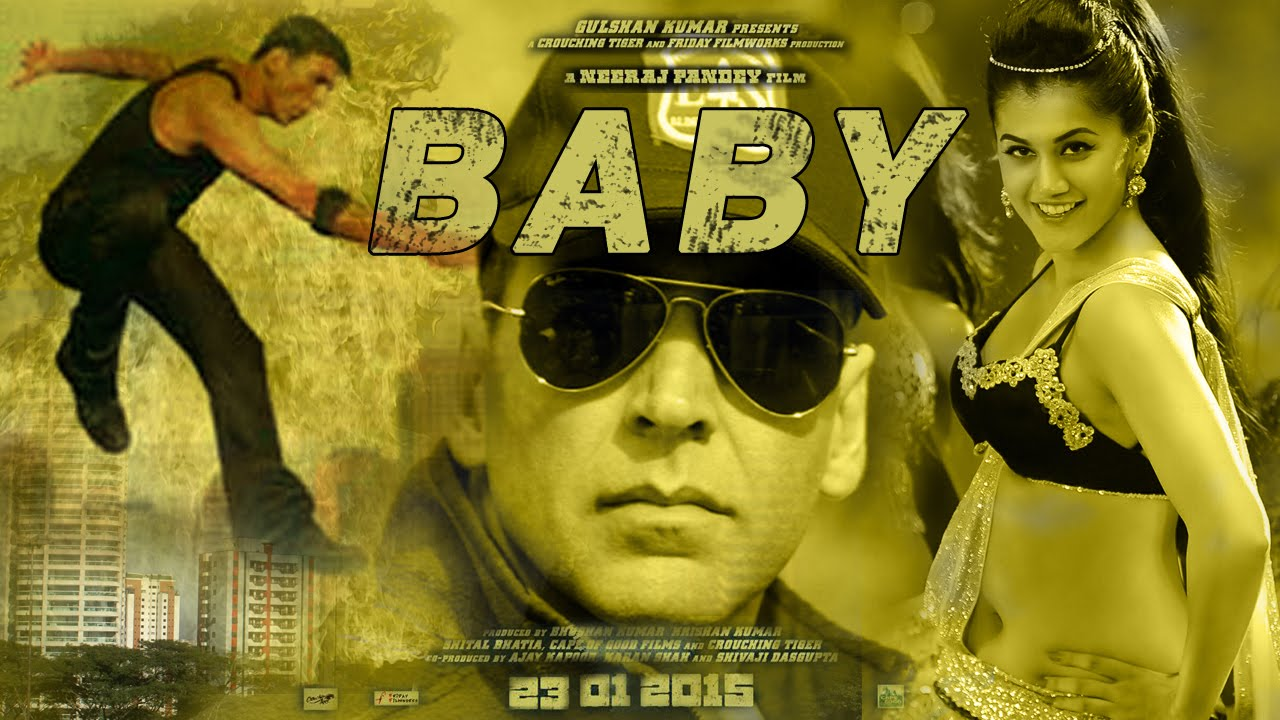 7 Akshay Kumar Movies That Will Make You Proud - Baby