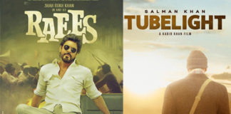 Tubelight Vs Raees Box Office Collection Comparison