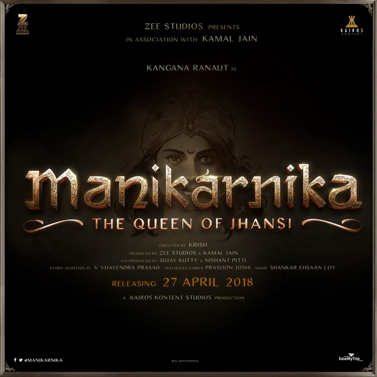Most awaited Bollywood movies of 2018 - Manikarnika
