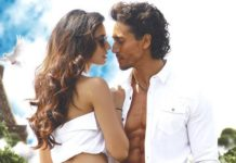 Tiger And Disha To Romance in Baaghi 2
