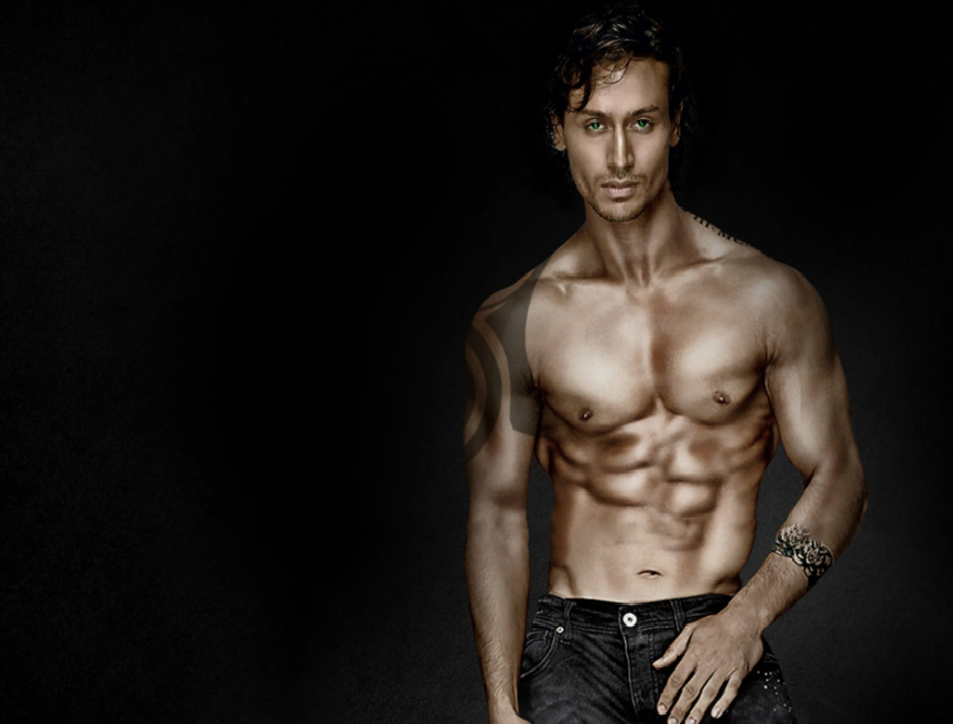Tiger Shroff - fittest actors of Bollywood
