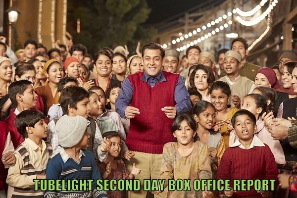 Tubelight 2nd Day Box Office Collection And Occupancy Report: Flat
