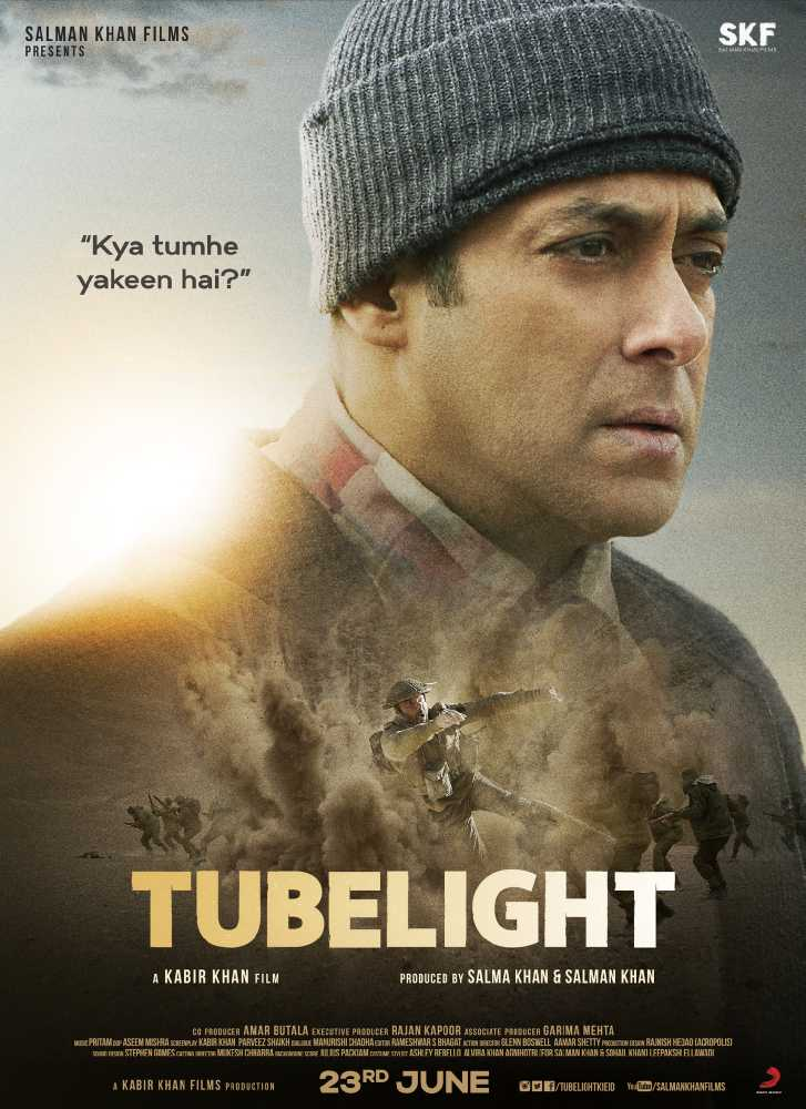 Why Tubelight Will Be Salman Khan's Biggest Blockbuster - Storyline