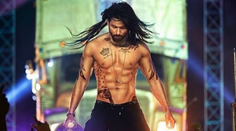 Shahid Kapoor - fittest actors of Bollywood