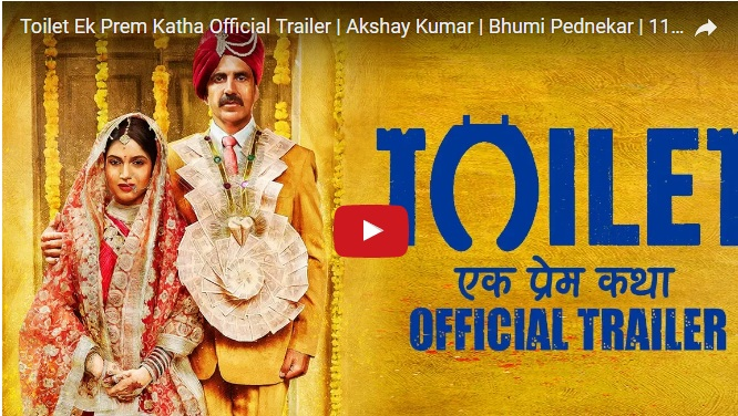Toilet Ek Prem Katha Trailer Review: A Mass Entertainer With A Powerful Social Message