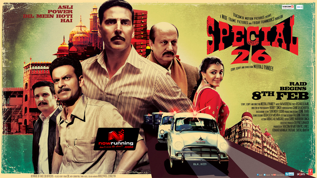 7 Akshay Kumar Movies That Will Make You Proud - Special 26