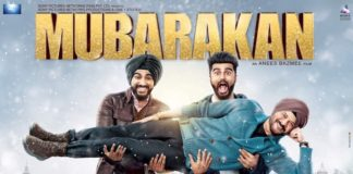 Mubarakan 3rd Day Box Office Collection: Arjun, Anil Starrer Earned 22.91 Crores In The First Weekend