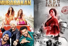 Mubarakan, Indu Sarkar First Day Collection Update