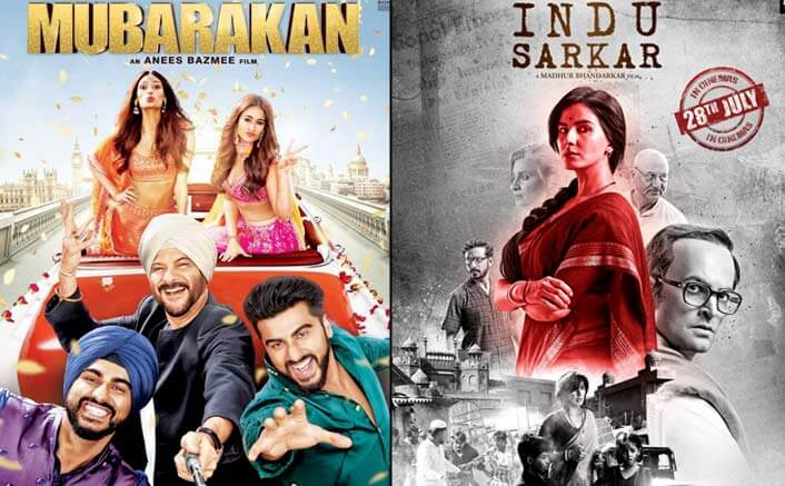 Box Office: Mubarakan, Indu Sarkar First Day Collection Report