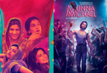 Munna Michael, Lipstick Under My Burkha First Week Collection