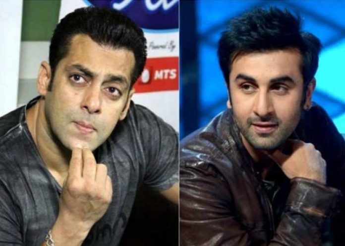 Ranbir Kapoor will clash with Salman Khan on Eid 2018!