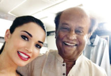 Amy Jackson to shoot the most expensive dance number with Rajinikanth