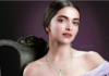 Deepika Padukone looks royal for a jewelry brand photo shoot