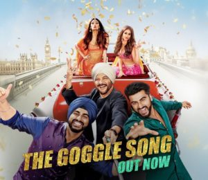 The Goggle Song from Mubarakan is out now!
