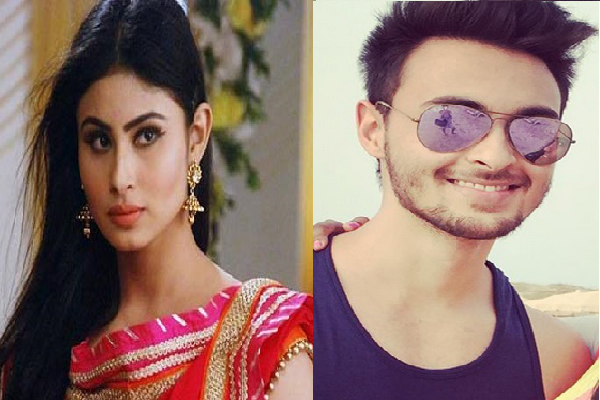 Mouni Roy to star opposite Salman's brother-in-law Aayush!