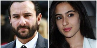 saif and sara ali khan