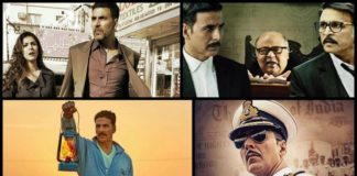 Highest Opening Week Grossers Of Akshay Kumar