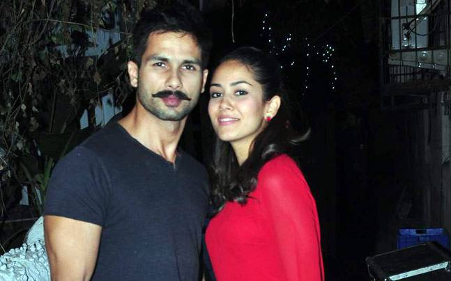 Bollywood couples with shocking age difference - Shahid and meera