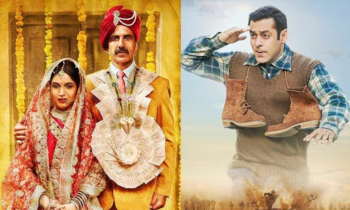 Akshay Kumar's TEPK beats Salman Khan's Tubelight on TV premiere